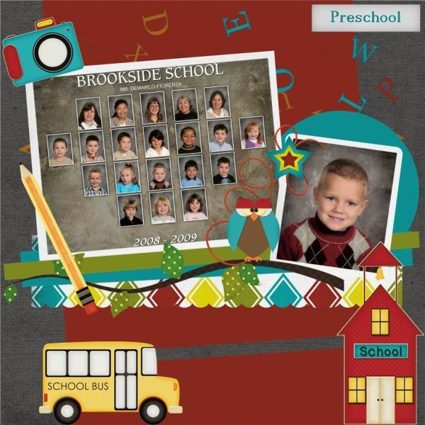 """Kit using """"Picture Day"""" by Two Cute Kids, available here: http://www.scraps-n-pieces.com/store/index.php?main_page=product_info=66_107_id=1808=2b498bcb144cc46870c6018f9e202f2a"""