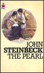 the pearl john steinbeck book review essay Read the pearl book report free essay and over 88,000 other research documents the pearl book report subject: itґs a story about good luck and bad luck in a poor.