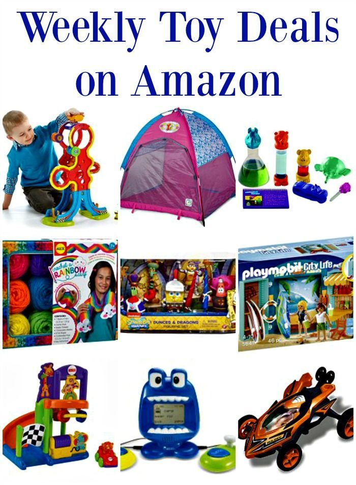 Amazon Toys on Sale Week No. 11
