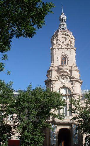 Palacio Municipal de Bahia Blanca. Buenos Aires
