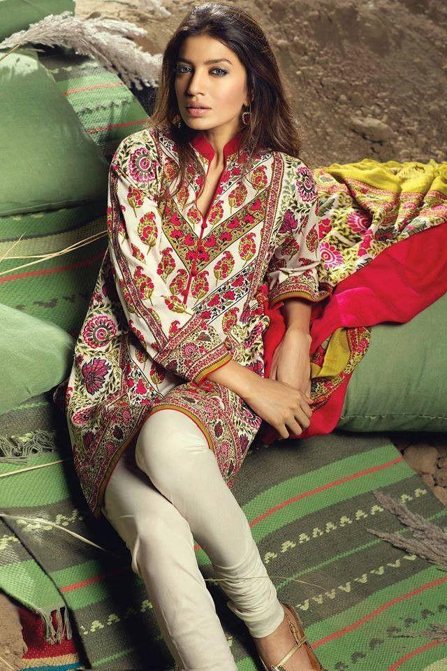 Sana Safinaz Fall Ready To Wear 2A
