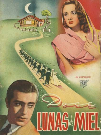 Doce lunas de miel (1944) de Ladislao Vajda - tt0035815