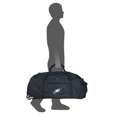 NFL Philadelphia Eagles 36 Collapsible Duffle Bag