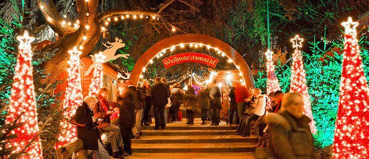 Weihnachtsmarkt Stadtgarten Köln