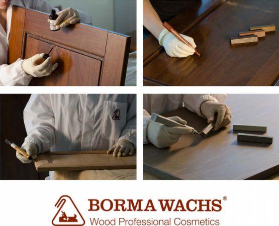 Материалы для дерева и мебели Borma Wachs и SayerLack (Италия): Интернет Магазин, цена, купить.