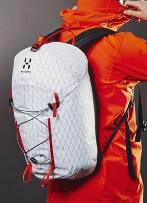 Swedish outdoor company Haglöfs has won yet another design award as its mountain backpack ROC