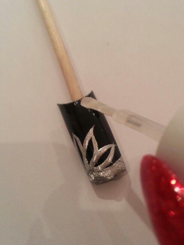 Beginner nail design