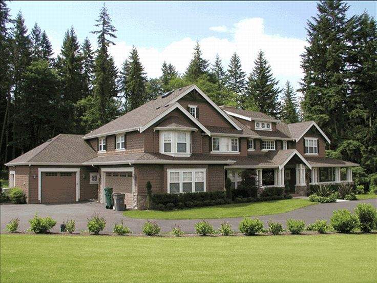 pretty sweet huh. big outdoorsy home.... just add a pool and a trampoline to the picture... ah yea :)