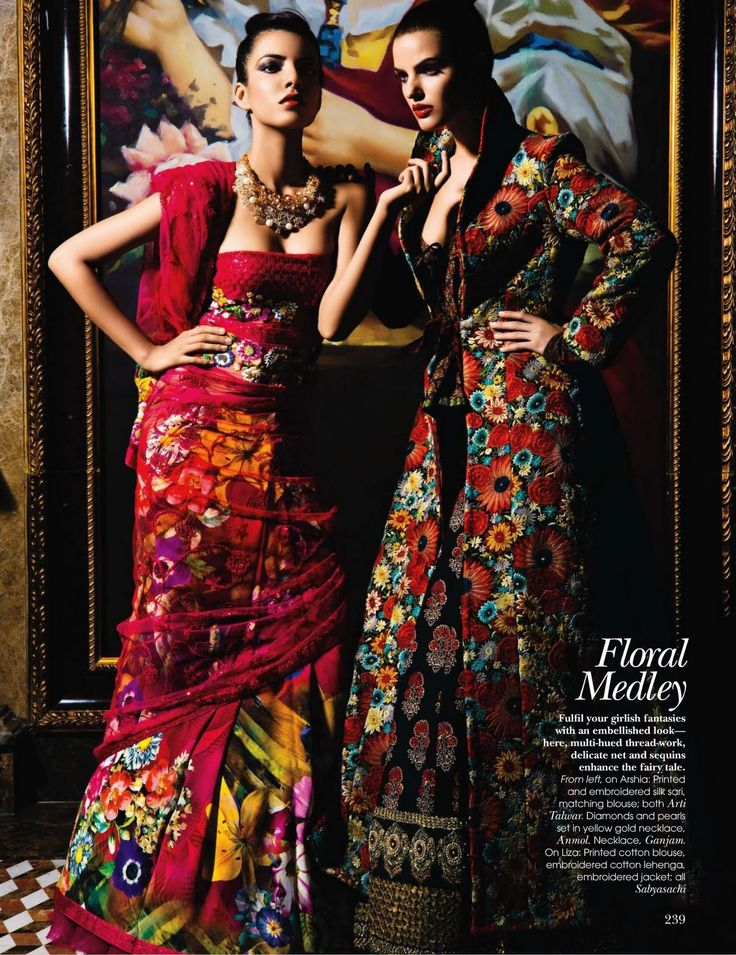 .      Ram Shergill for Vogue India November 2010