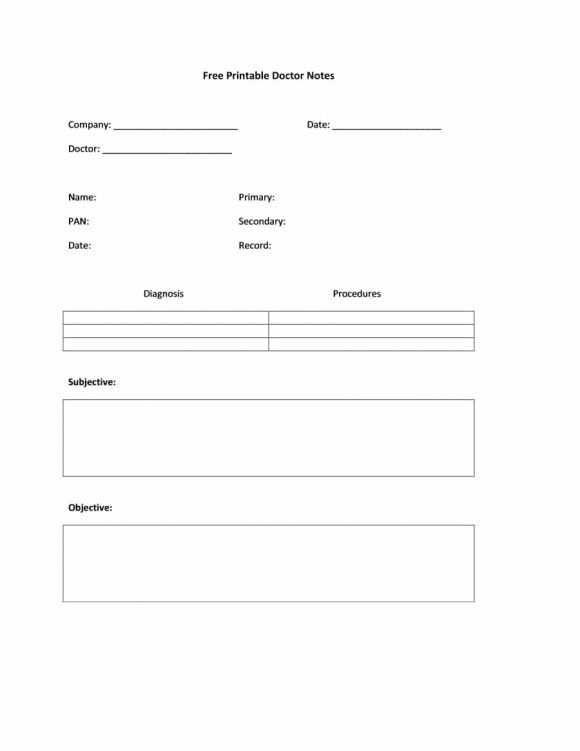 Urgent Care Doctors Note Template | Best Letter Template ...