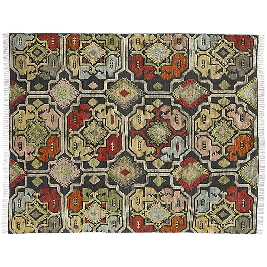 162 best images about becky on pinterest dhurrie rugs - Crate and barrel espana ...
