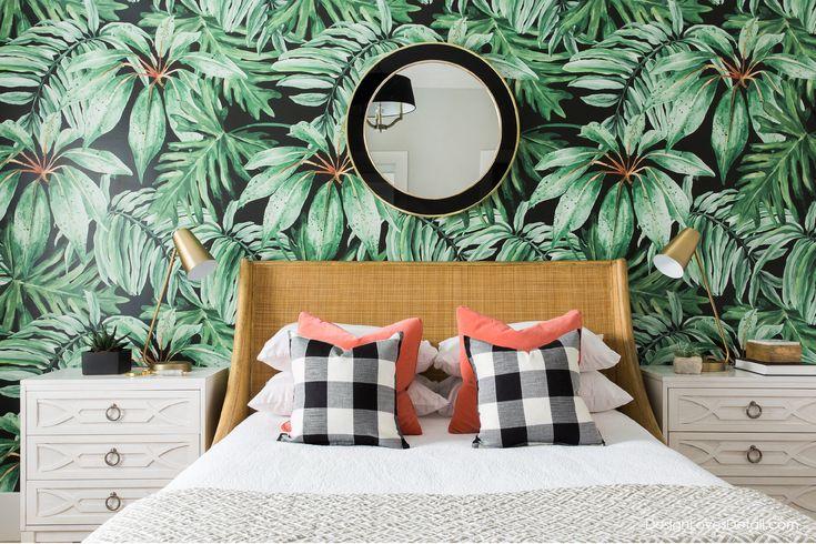 Tendances de papier peint 2017 dont vous avez besoin dans votre maison