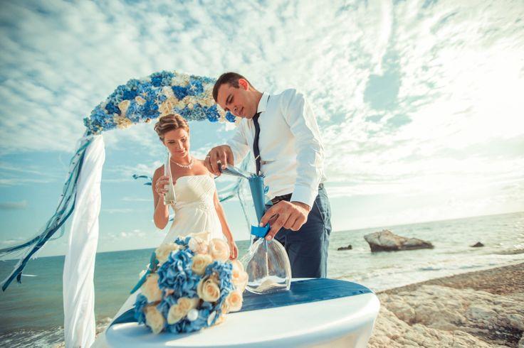 Свадьба на Кипре- свадьба на месте рождения Афродиты