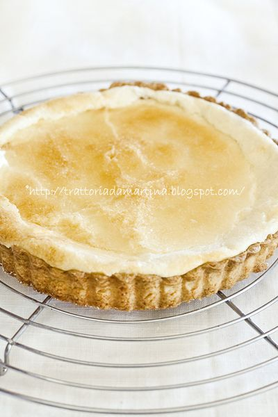 Crostata di latte