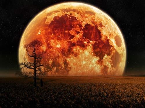 Moon destinations