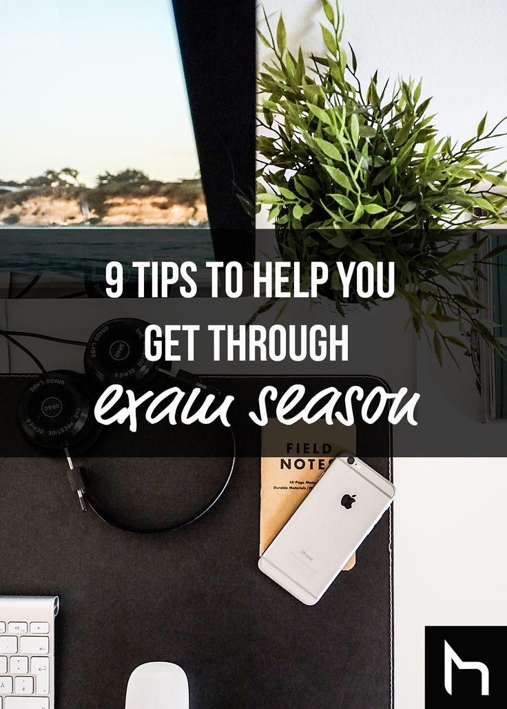 9 tips that'll help you get through exam season   Daily Hive