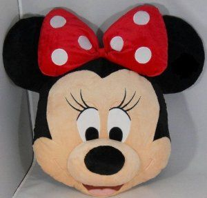 Minnie pillow...cute!! for my neice