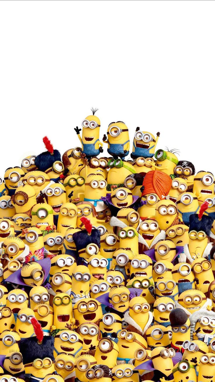 17 best ideas about minion wallpaper iphone on pinterest - Despicable me minion screensaver ...