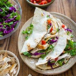 Healthy  Chicken Breast Tacos