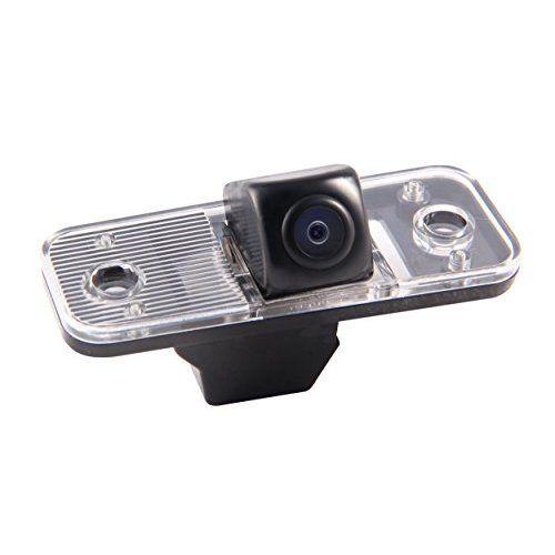 Gazer CA2B0 Car Rear-view Backup Camera License Plate Light Mount for Hyundai Santa/ Hyundai Grandeur