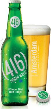 (416) Urban Wheat beer
