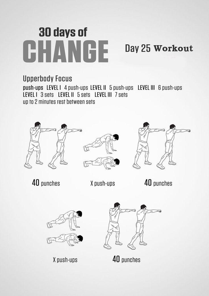 #30DaysOfChange Day 25 Workouts: #30dayschallenge #exercise #fitness #wellness #lifestyle #bodybuilding #musclebuilding #workout #weightloss #bodytransformation