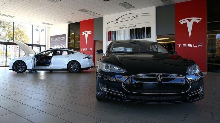 5 Fun Facts About Tesla's Model S   Tesla motors model s ...