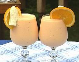 Banana Mama  - 1 cup(s) Rum  - 1 splash(es) Grenadine  - 1/2 piece(s) Banana  - 1 cup(s) Pina Colada Mix  - 2 handful(s) Ice  Combine above in a blender and cheers.