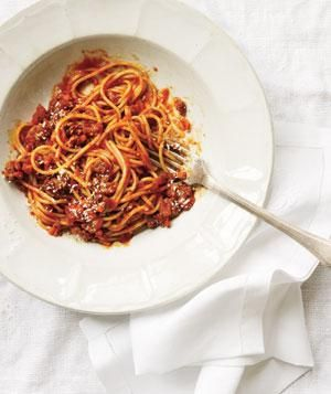 Slow-Cooker Spaghetti Bolognese | RealSimple.com