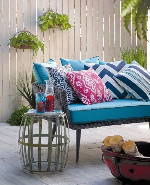 199 best images about outdoor living on pinterest for Does homegoods have patio furniture