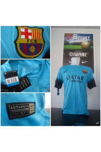 Jersey Barcelona 3rd Official 2015/2016