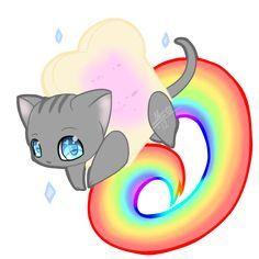 Nyan cat by Dark-Chusan on DeviantArt