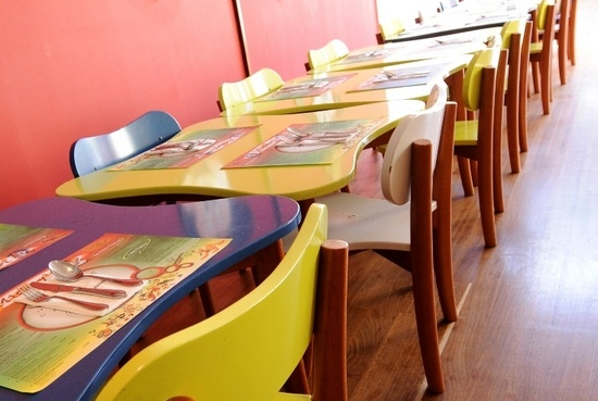 Mickey's Children's Restaurant