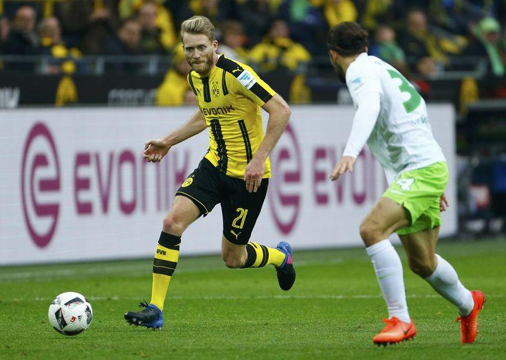@bdortmund9off André #Schürrle #BVB #BorussiaDortmund #Dortmund #9ine