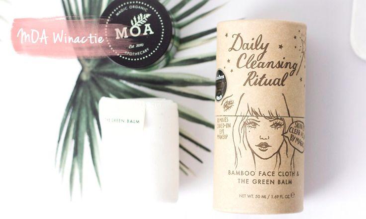 Ben je op zoek naar een hele fijne en milde gezichtsreiniger zonder chemische troep? MOA is een merk die cosmetica maakt van de meest natuurlijke ingrediënten en perfect voor een gevoelige huid, acne maar ook voor de normale huid. Ik ga de 'Daily Cleansing Ritual' reviewen en er is ook een winactie!