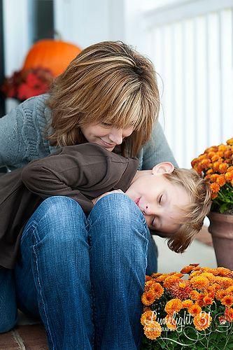 mom and son photos