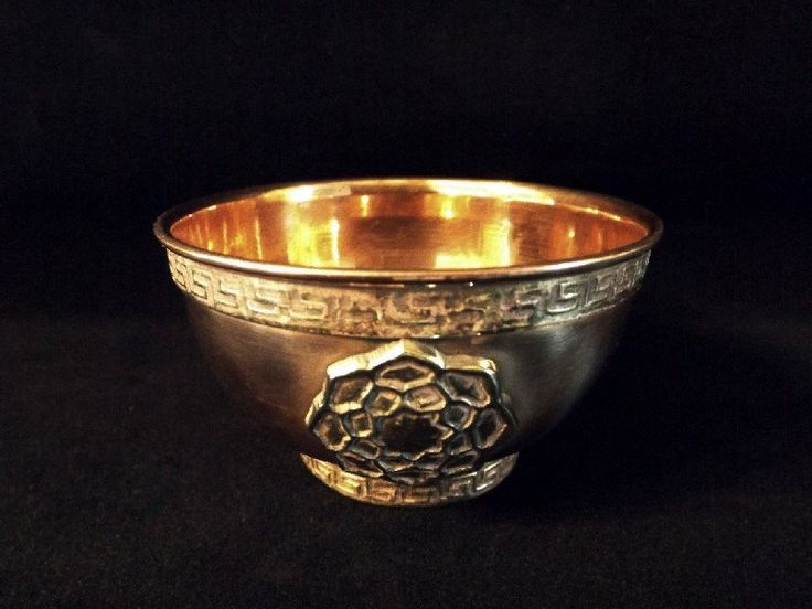 Lotus Flower Copper Bowl Incense Cone and Resin Burner. Get it here www.esotericaroma.com