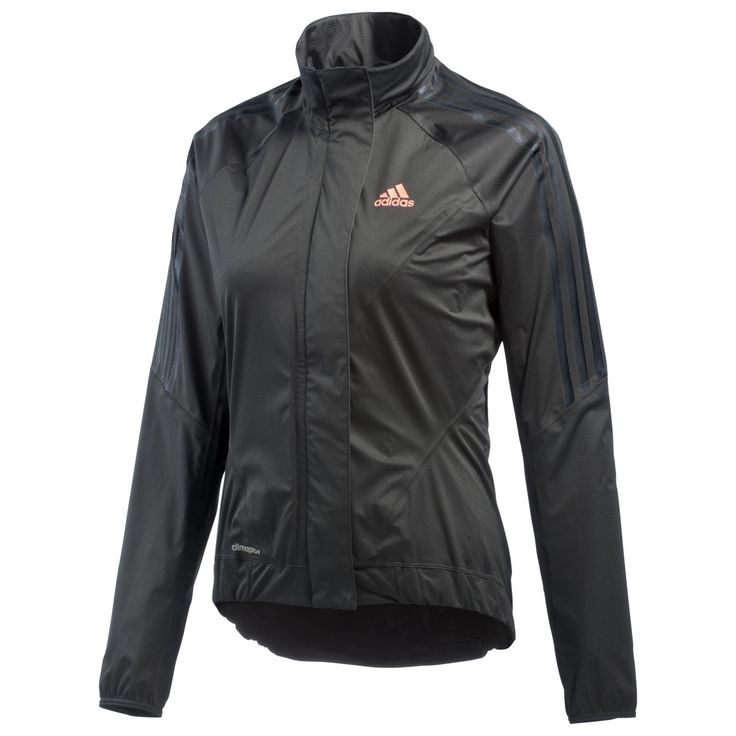 Wiggle | Adidas Women's Tour Waterproof Jacket | Cycling Waterproof Jackets - £38