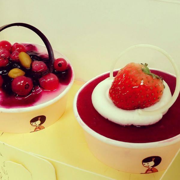 우유 생크림 100%만을 사용하는 착한 생크림 컵케익 @롯데백화점 카파니씨