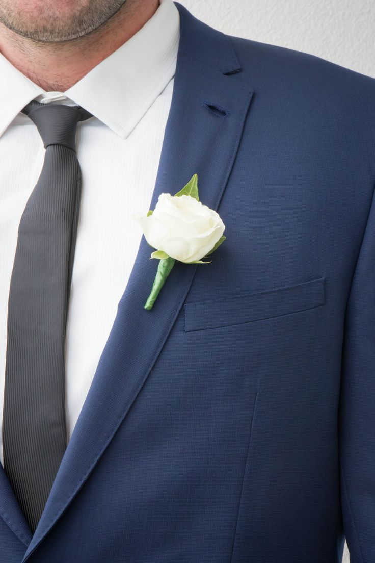Johanna Watts Wedding Photography  The Groom all Suited up for his special day ahead; Wedding Photography, Suit, Rose