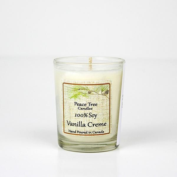 Just as the name suggests you will be surrounded by the warm scent of vanilla when you light this candle. The Vanilla Bean has a calming fragrance used for cent