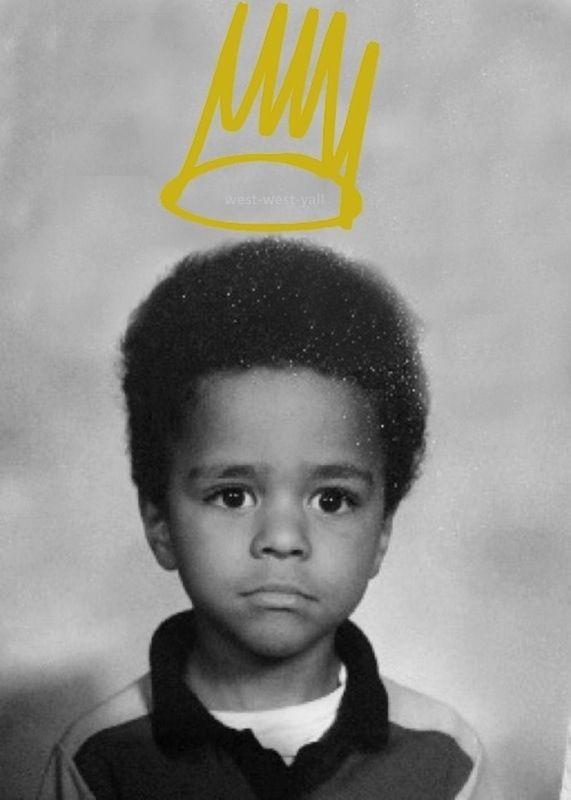Baby J. Cole...#BornSinner