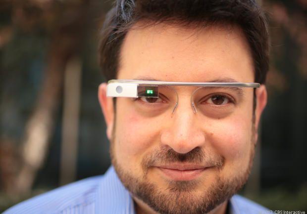 Accessory interpretation 4, The google glass.