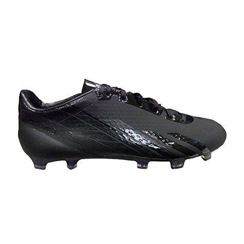 adidas adizero 5-Star 2.0 Men's Football Cleats (15, Blac...