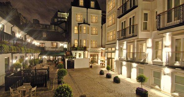 stafford hotel london - Google Search