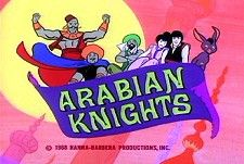 Arabian Knights is an animated segment of The Banana Splits Adventure Hour, created by Hanna-Barbera Productions. The series is based on Arabian Nights, a classic work of Middle Eastern literature.