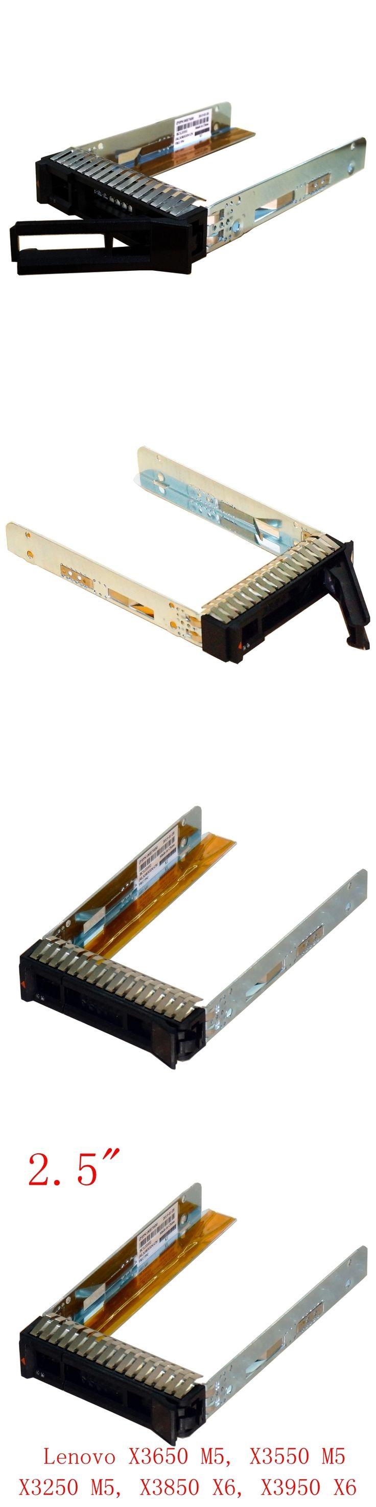 "2.5"" Drive Tray Caddy for IBM/Lenovo X3650 M5, X3550 M5, X3250 M5, X3850 X6, X3950 X6. 00E7600 L38552 Free Shipping"