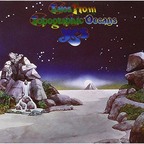 Tales from Topographic Oceans Yes Audio CD in Music, CDs & DVDs | eBay!