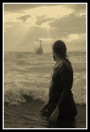Viking, was he left behind...