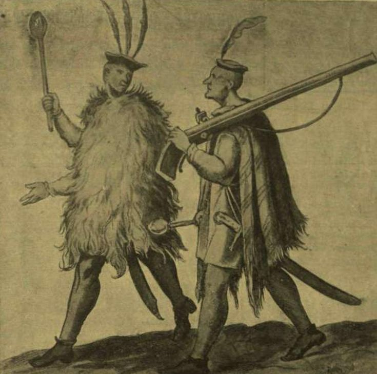 Hungarian Infantry, 16th century